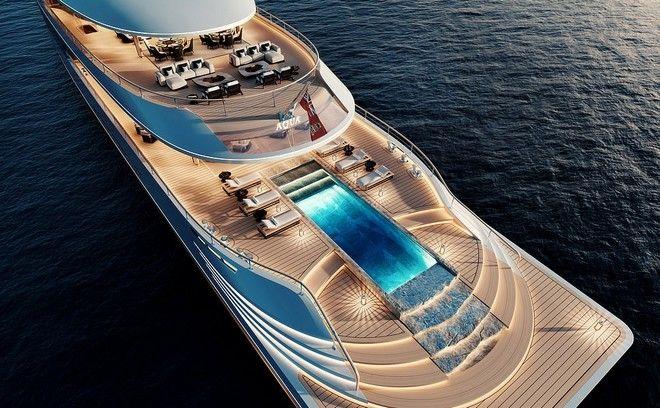 Το yacht που παρήγγειλε ο Μπιλ Γκέιτς