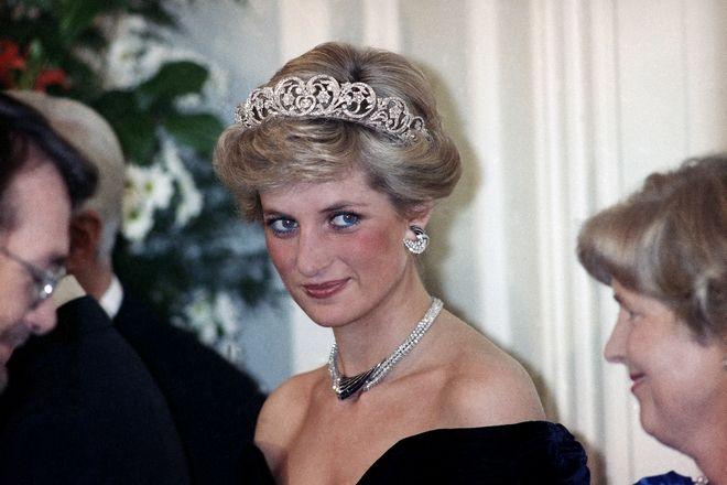 Η Πριγκίπισσα Νταϊάνα