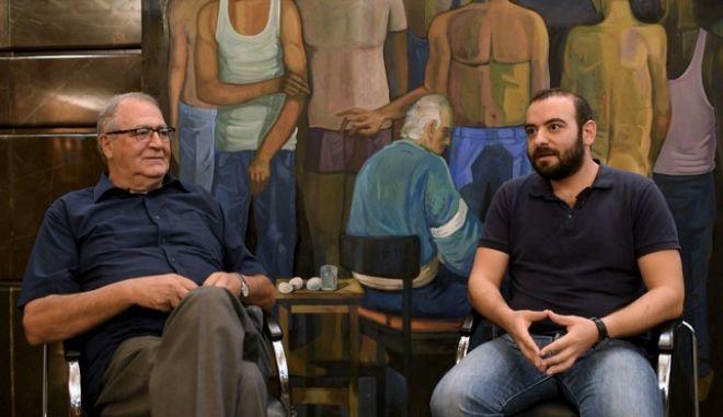 Γόντικας και Αμπατιέλος μιλούν στο News 24/7 για το παρελθόν, το παρόν και το μέλλον του Φεστιβάλ της ΚΝΕ