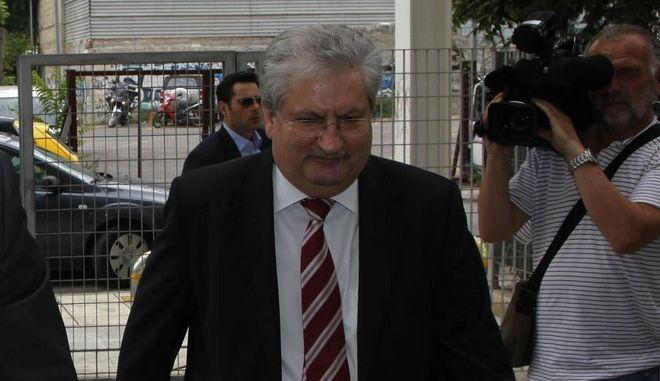 O πρώην γενικός γραμματέας ΣΔΟΕ, Ιωάννης Διώτης