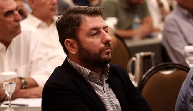 Ο Ευρωβουλευτής του ΚΙΝΑΛ, Νίκος Ανδρουλάκης.