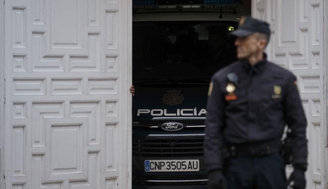 Ισπανική Αστυνομία