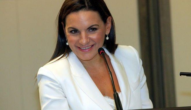 Η βουλευτής της ΝΔ, Όλγα Κεφαλογιάννη