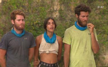 Survivor: Τζέιμς και Σάκης ανέβασαν πολύ τους τόνους