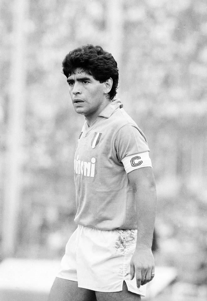 Ο Ντιέγκο Μαραντόνα, 1987