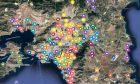 Καύσωνας: Οι κλιματιζόμενοι χώροι στην Περιφέρεια Αττικής