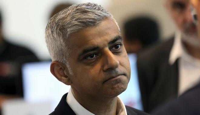 Δήμαρχος Λονδίνου, Σαντίκ Χαν