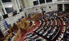 """Βουλή: Υπερψηφίστηκε η αμυντική συμφωνία Ελλάδας - Γαλλίας με 191 """"ναι"""""""