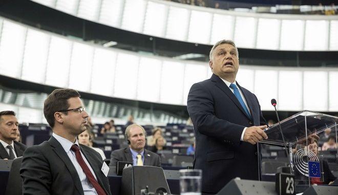 Κατά της απόφασης του ευρωκοινοβουλίου προσφεύγει η Ουγγαρία
