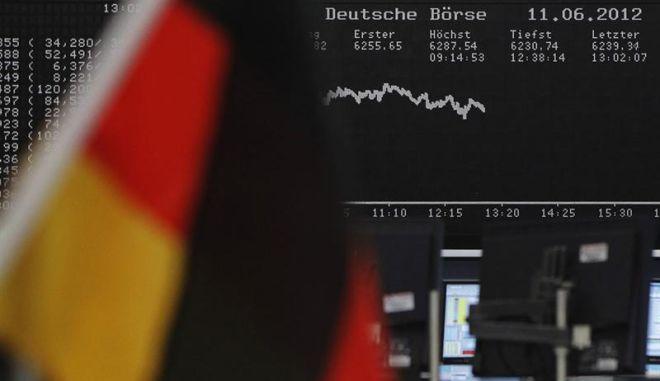 Γερμανία: Άνοδος του δείκτη επιχειρηματικού κλίματος λόγω Ελλάδας