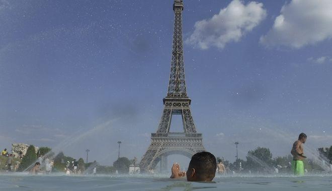 Άρση συναγερμού για τον καύσωνα στη Γαλλία