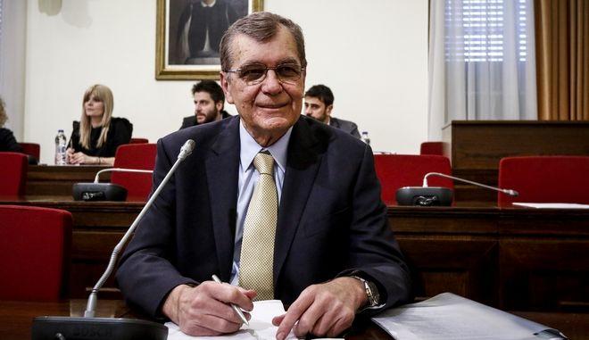 Ο βουλευτής του Δημοκρατικής Συμπαράταξης, Δ.Κρεμαστινός