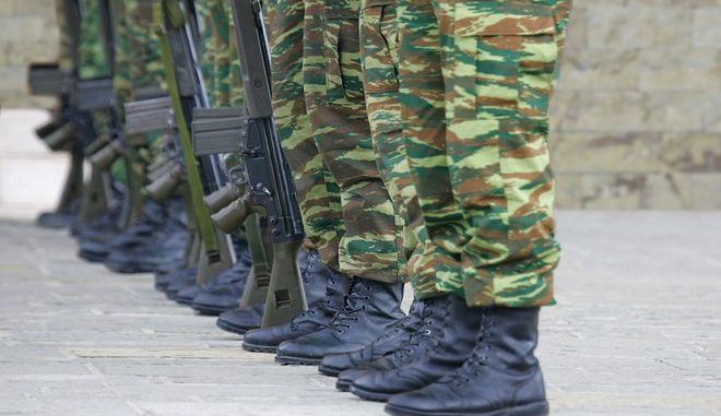 Ελληνικός στρατός (φωτογραφία αρχείου)