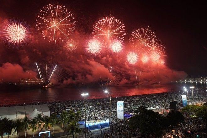 Πρωτοχρονιά στο Ρίο