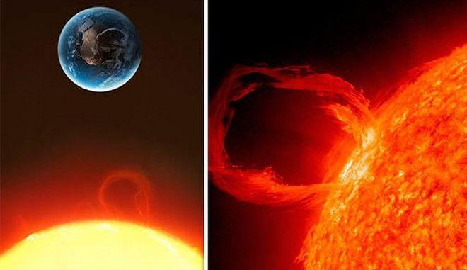 Η ΕΜΥ θα προβλέπει και τον διαστημικό καιρό