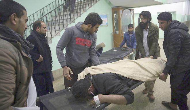 Τραυματίας μετά την έκρηξη