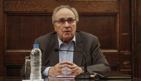 Ο δικηγόρος Νίκος Κωνσταντόπουλος