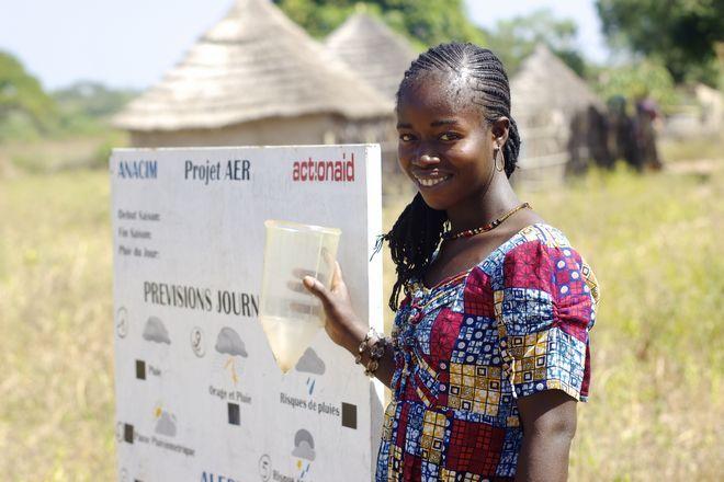 Στη Σενεγάλη οι ερασιτέχνες μετεωρολόγοι είναι πολύτιμοι
