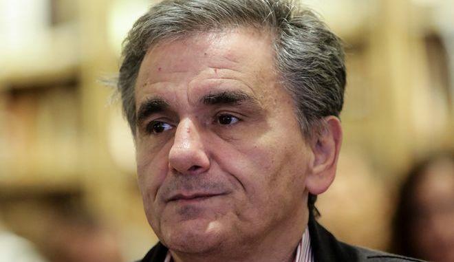 Ο Υπουργός Οικονομικών, Ε.Τσακαλώτος