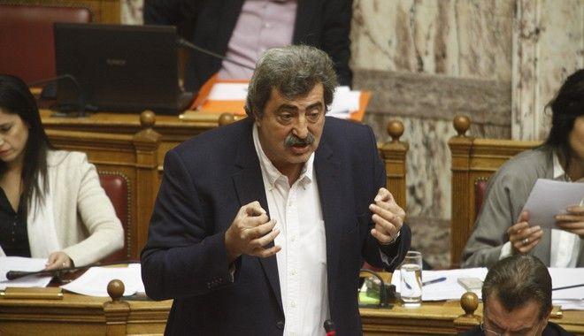 Συνέχιση της συζήτησης και ψήφιση του σχεδίου νόμου του Υπουργείου Εργασίας, Κοινωνικής Ασφάλισης και Κοινωνικής Αλληλεγγύης