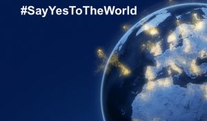 'Say yes to the world' από τη Lufthansa