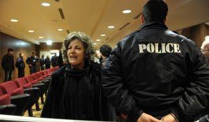 H Μάγδα Φύσσα στη δίκη για τη δολοφονία του γιου της, Παύλου