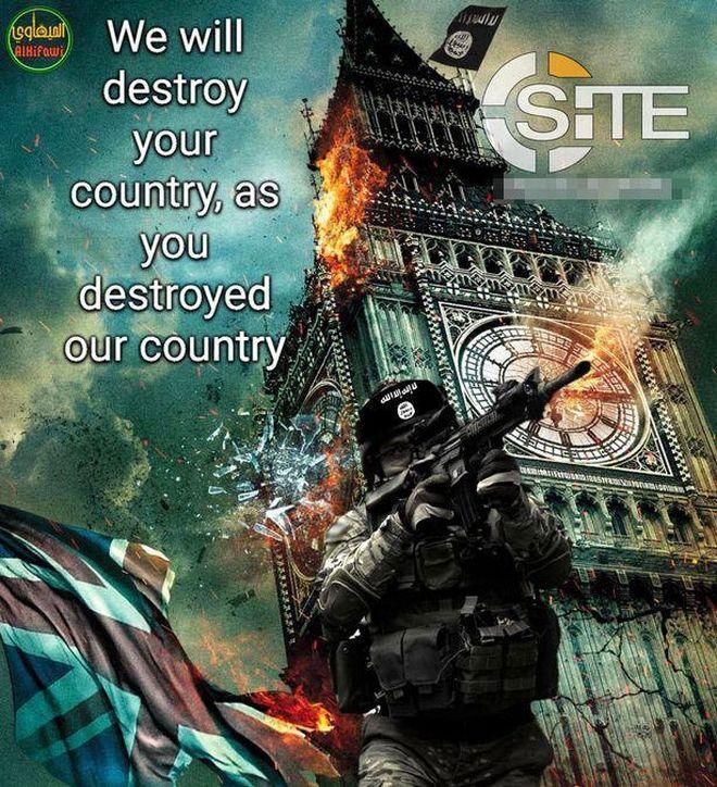 Το Ισλαμικό Κράτος απειλεί να ανατινάξει το Big Ben
