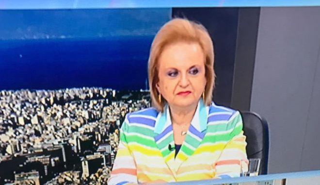 """Όλες οι καλτ εμφανίσεις της Ματίνας Παγώνη και η """"επική"""" απάντηση στο MEGA"""