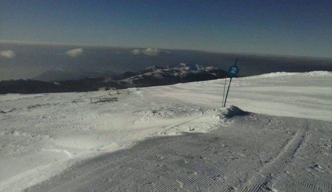 Σε εξέλιξη επιχείρηση εντοπισμού δυο ορειβατών στην Πέλλα