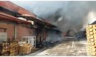 Φωτιά στο εργοστάσιο της Sunlight στην Ξάνθη. Η μονάδα παραγωγής μπαταριών στις φλόγες.