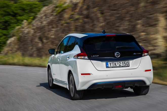 Το Nissan LEAF ηγέτης στη βιώσιμη κινητικότητα