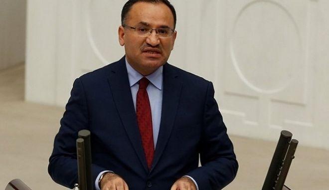 Ο αντιπρόεδρος της τουρκικής κυβέρνησης
