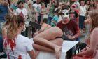 Διαμαρτυρία για τα δικαιώματα των ζώων