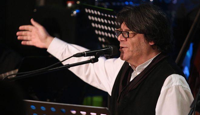 """Ο συνθέτης Νίκος Ξυδάκης στην εκπομπή """"Ένα μύθο θα σας πω"""""""