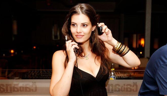 Η ηθοποιός Μαρία Κορινθίου