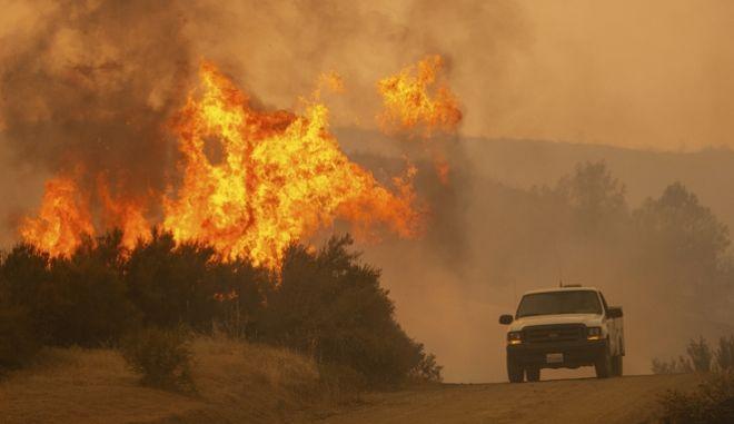 Φωτιά στην Καλιφόρνια - Φωτό αρχείου