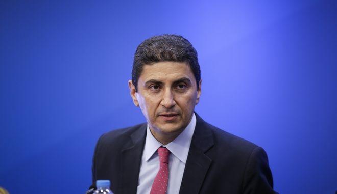 Ο γραμματέας της Πολιτικής Επιτροπής της Νέας Δημοκρατίας Λευτέρης Αυγενάκης