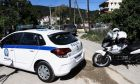 Αστυνομικές δυνάμεις στο σημείο του αποτρόπαιου εγκλήματος στα Γλυκά Νερά