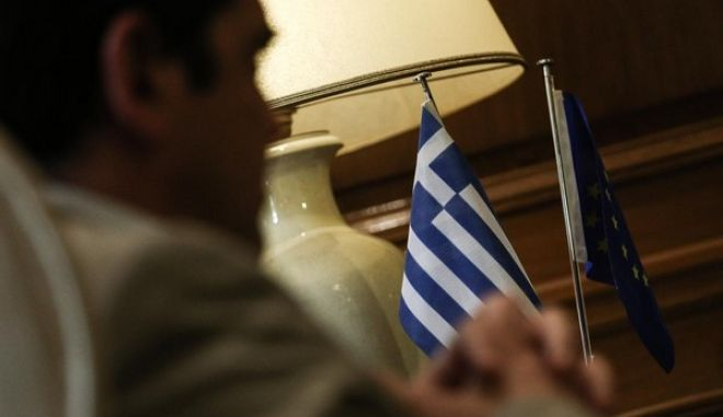 GUE/NGL,  , ,   2 , 2015 / Meeting between Prime Minister Alexis Tsipras and the presidency of the Eurogroup of the Left GUE / NGL, in Athens, June 2, 2015
