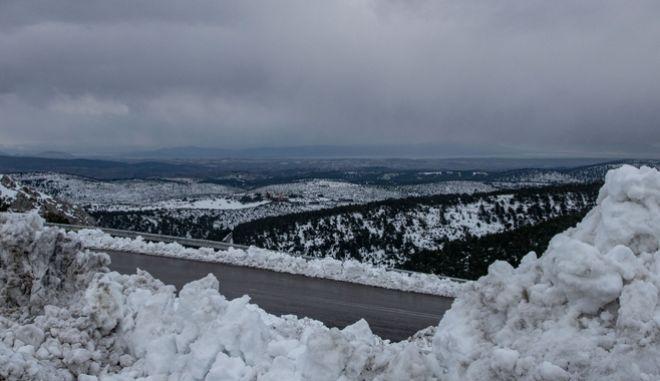 Κακοκαιρία και χιόνια