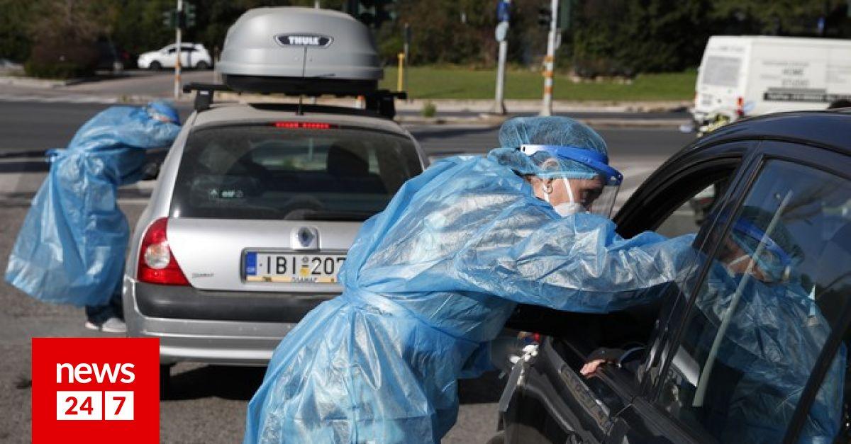 Κορονοϊός: 516 νέα κρούσματα στην Ελλάδα, 27 νεκροί και 300 διασωληνωμένοι – Υγεία