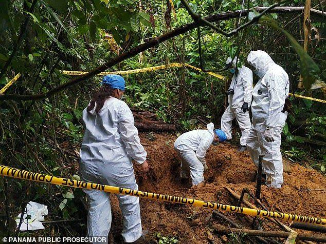 Παναμάς: Ανακάλυψαν μαζικό τάφο που συνδέεται με θρησκευτική αίρεση