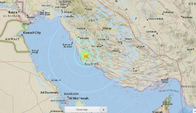 Ιράν: Σεισμός κοντά σε πυρηνικό σταθμό