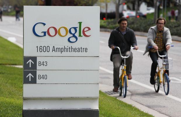 Εργαζόμενοι στη Google