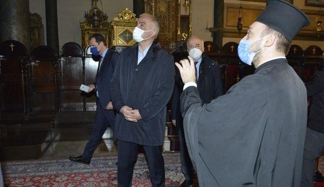 Ο Μεχμέτ Ερσόι στο Φανάρι
