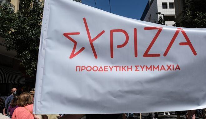 Πανώ του ΣΥΡΙΖΑ