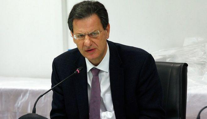Yφυπουργός Οικονομικών, Θεόδωρος Σκυλακάκης