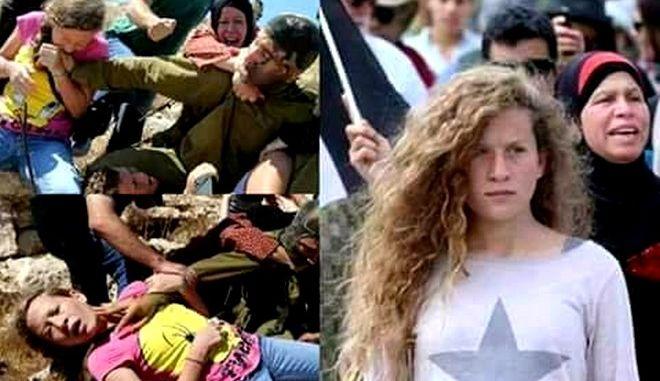 Παρατείνεται η κράτηση της έφηβης Παλαιστίνιας