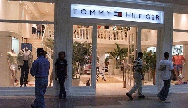Μαγαζί της Tommy Hilfiger