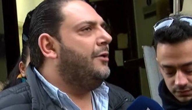 Στέλιος Διονυσίου: Ήθελα να πάω στο νοσοκομείο και δεν με άφηναν, δεν χτύπησα αστυνομικό